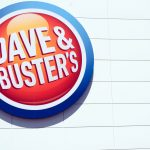 Dave & Buster's - Sign